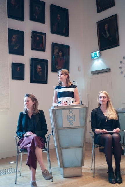PhD Defense Lianne Hoeijmakers