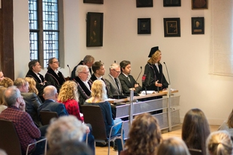 PhD Defence ceremony Pascal Bielefeld