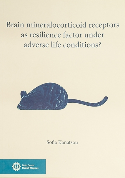 Thesis cover Sofia Kanatsou