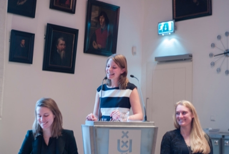 PhD defense Lianne Hoeijmakers 2